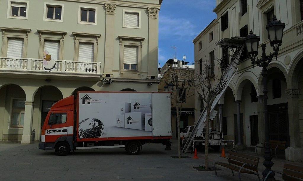 mudanzas en Sabadell